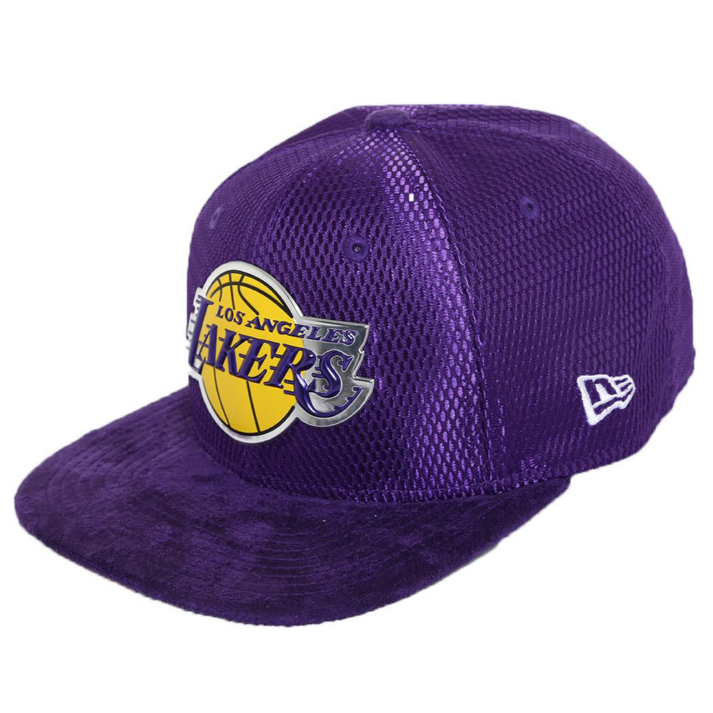 Gorra New Era 950 NBA Los Angeles Lakers  ff8b3882463