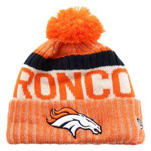 Gorro New Era NFL Denver Broncos Naranja con Azul 4a4d3fc22b6