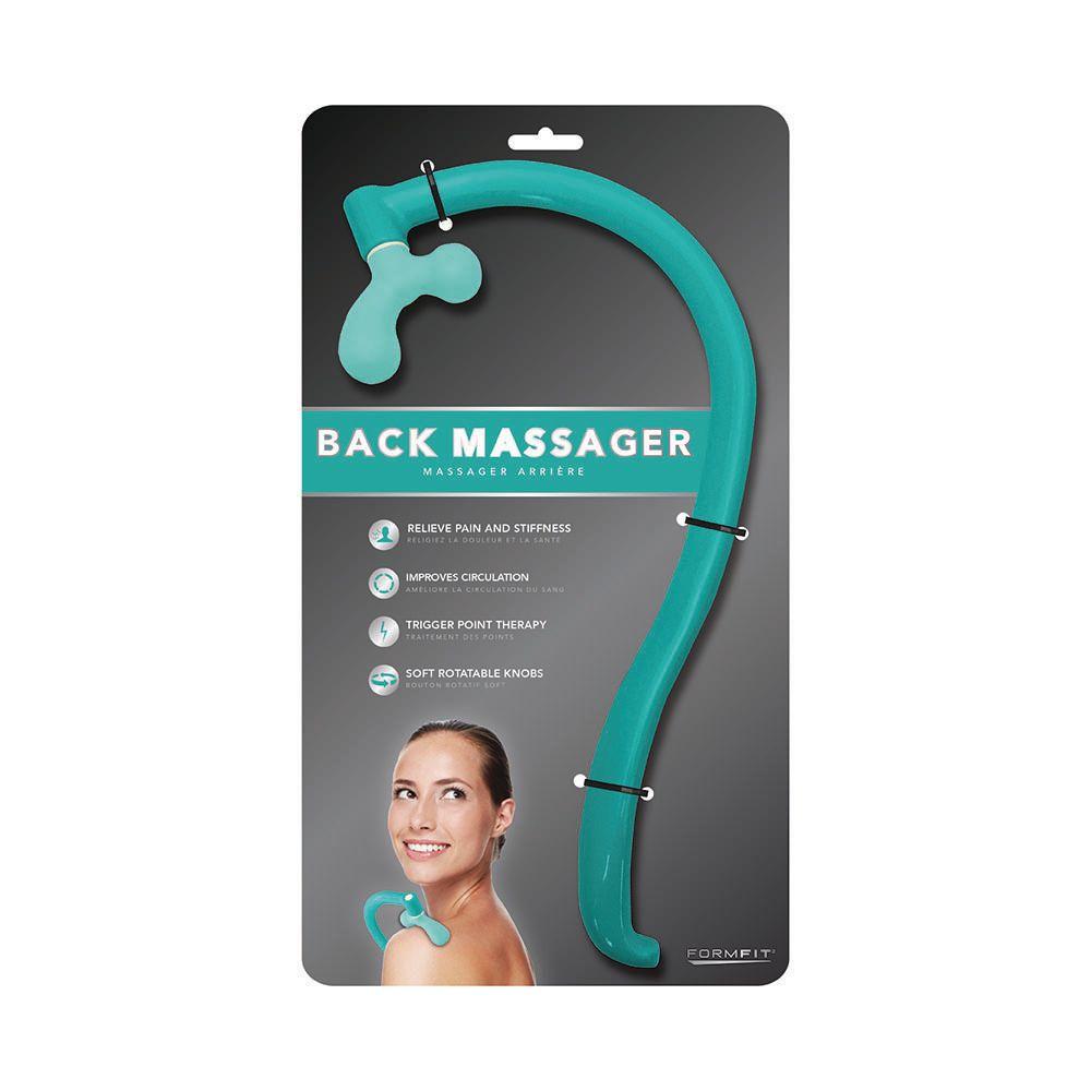 Masajeador para Espalda FormFit Verde