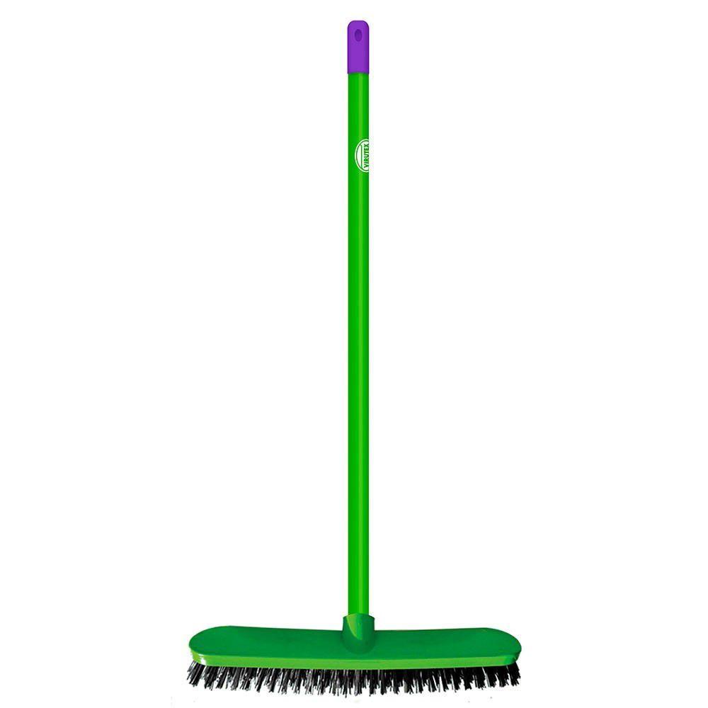 Cepillo para Tallar Pisos Virutex Verde | Elektra Online - elektra