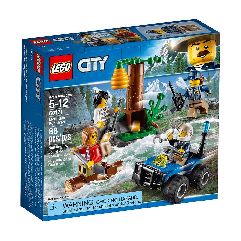 Police 60171 Lego City MontañaFugitivos jzGUSMqVpL