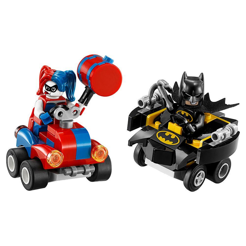 Mighty Micros Batman vs Harley Quinn Lego DC Comics Super Heroes ...