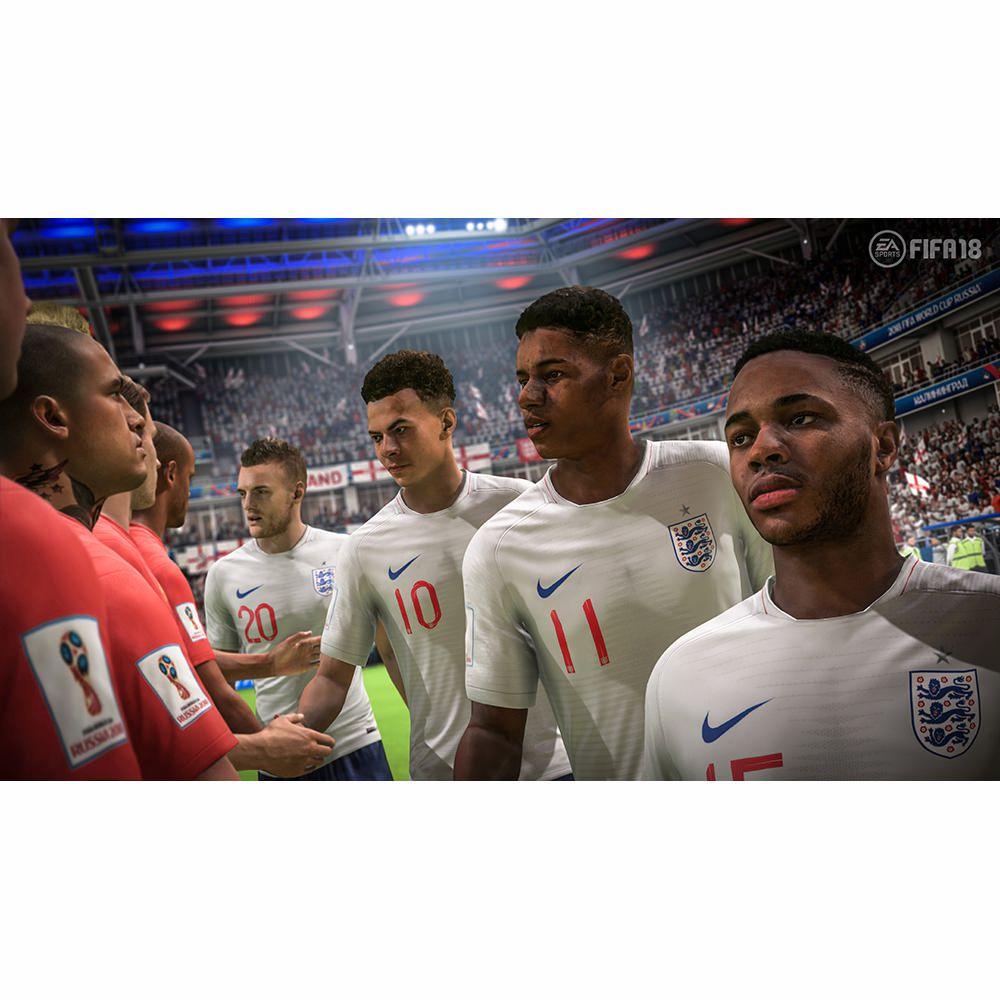 FIFA 18 World Cup PS4   Elektra Online - elektra