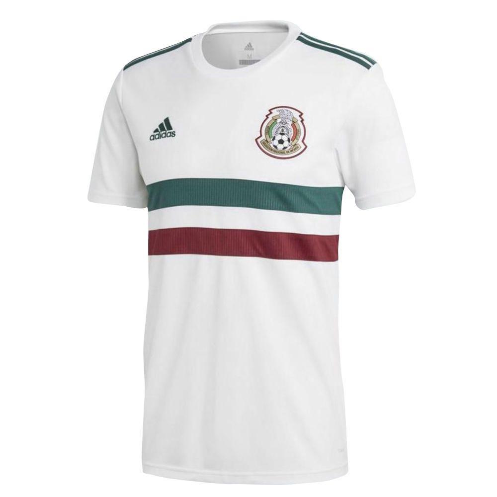 b587729b4ae14 Jersey Adidas México Visitante 17 18 S N. Chica. A  1