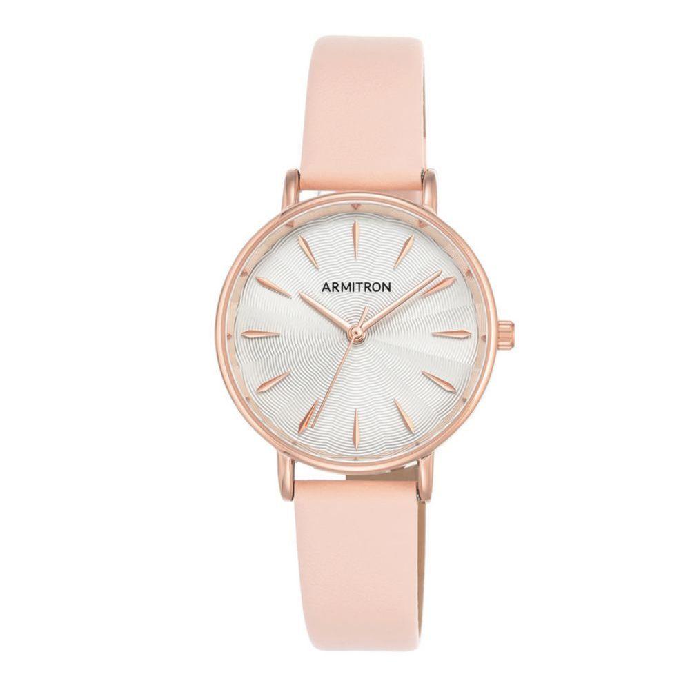 Reloj Armitron Dama Rosa Claro 755481SVRGBH  ffcc6e3e92c9