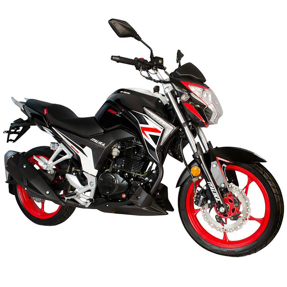 Moto Deportiva Italika 250z Elektra Online Elektra