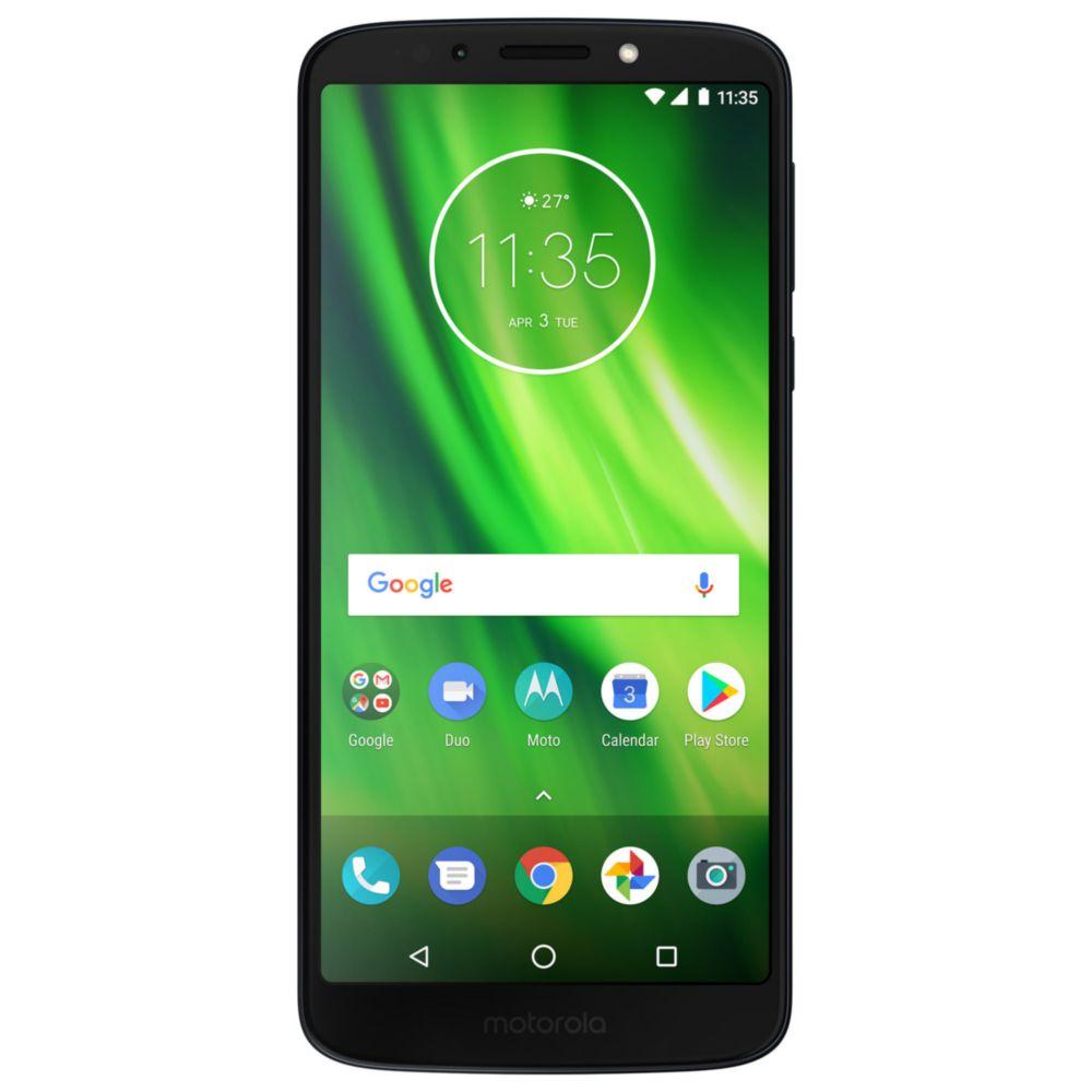 bd17e55aba Motorola Moto G6 Play 16 GB Telcel R9 Deep Indigo|Elektra online ...