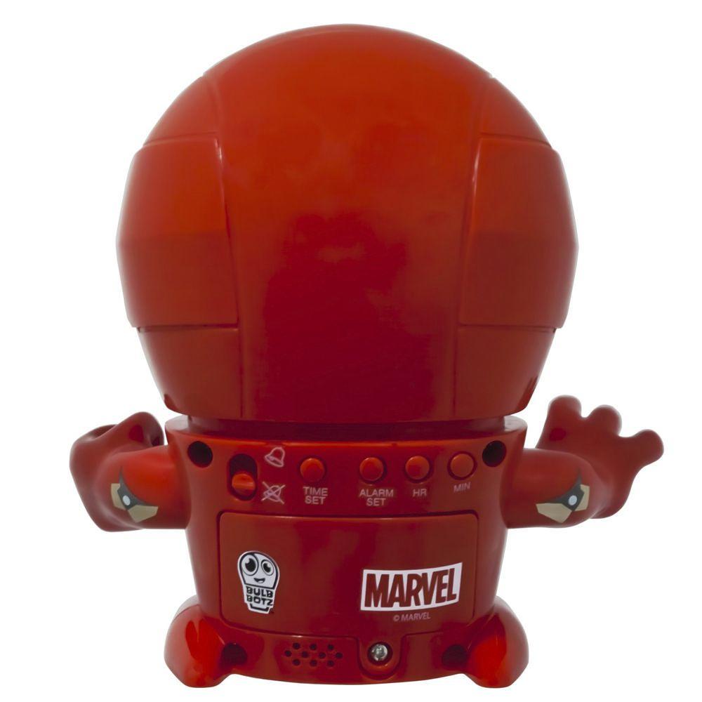 20c7dc8d13ee Despertador Bulb Botz Iron Man