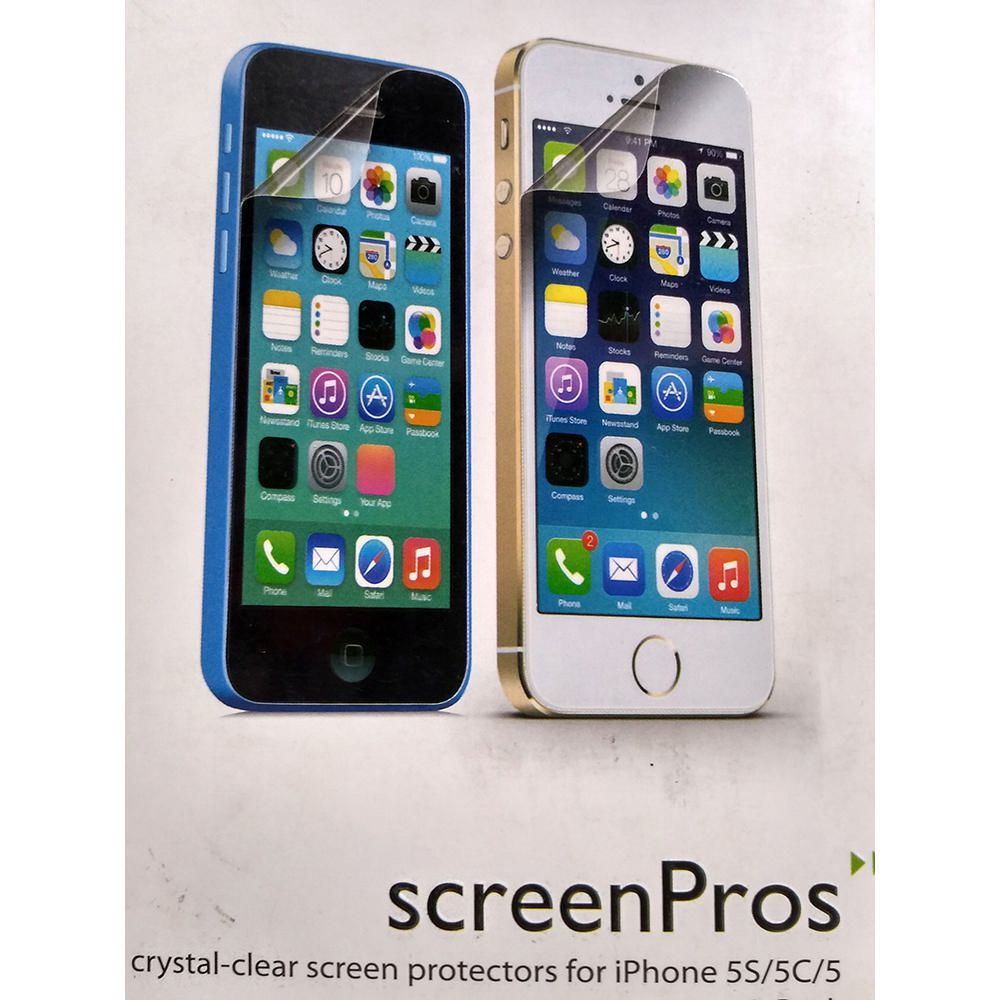 857cd2dbca4 Mica Protectora para iPhone 5/5C/5S | Elektra Online - elektra