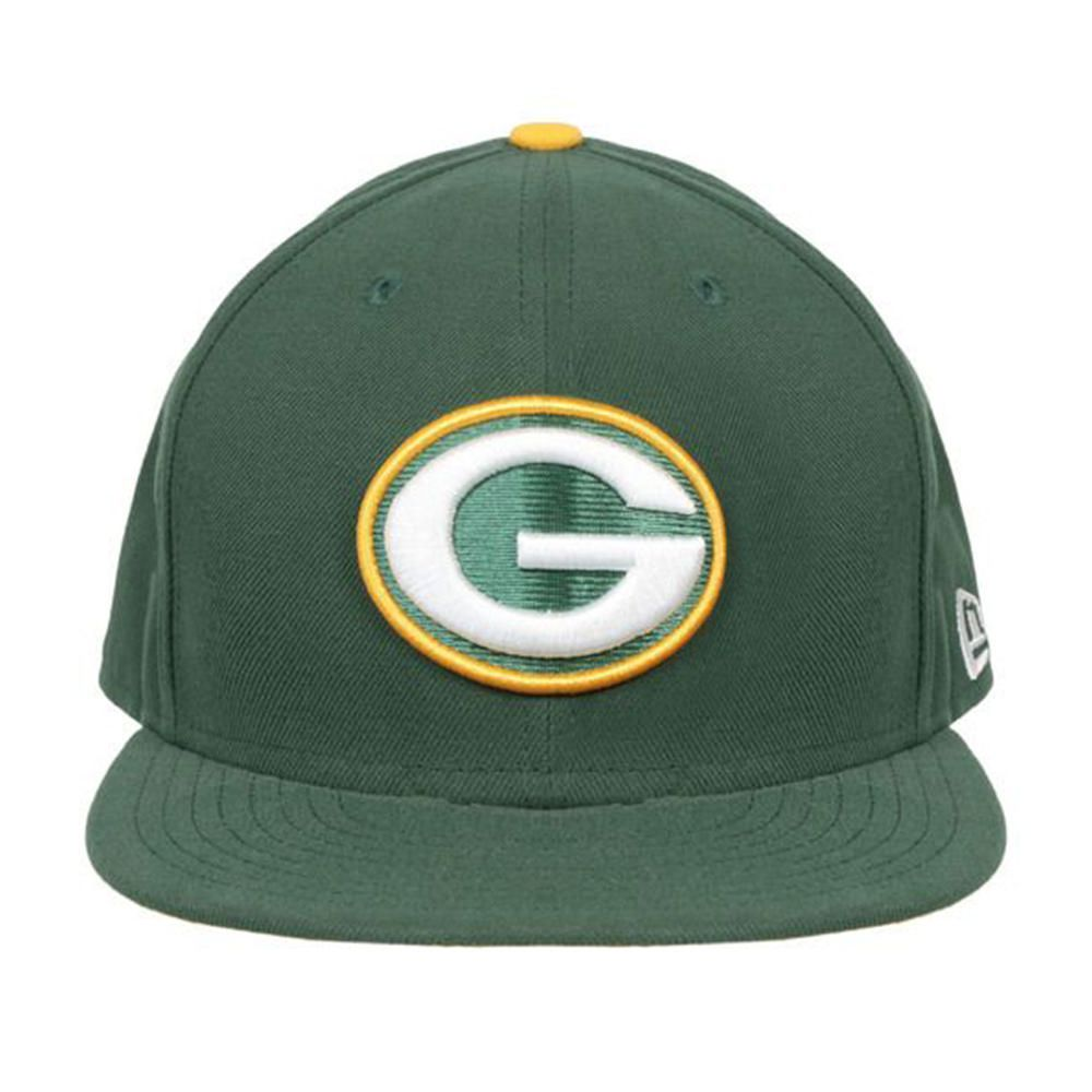 a69227cfbde61 Gorra New Era Green Bay Packers Chica 71 4