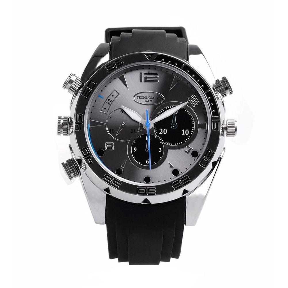 a2e758eddc64 Redlemon Reloj Camara Espia 8 Gb Waterproof Vision Nocturna - elektra